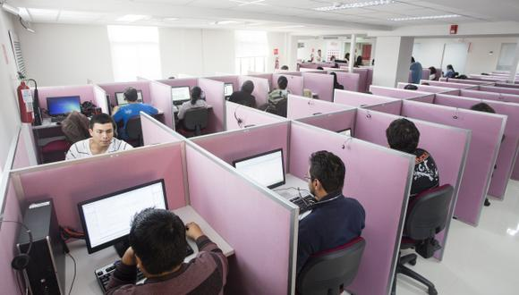 Según el INEI, sector Servicios sustenta el avance de la actividad económica. (Difusión)