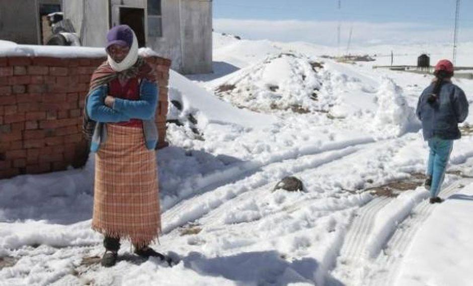 Declaratoria de emergencia se debe al impacto de daños a consecuencia de bajas temperaturas. (Foto: Referencial/GEC)