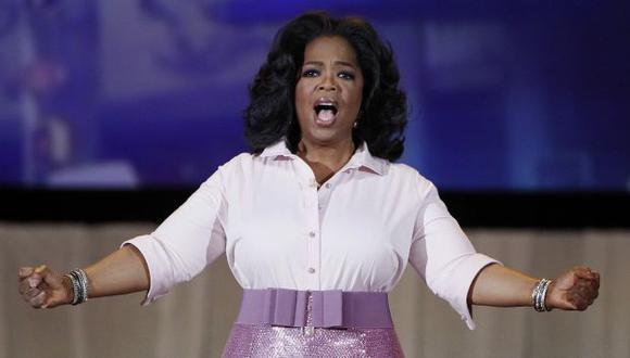 Oprah lo hizo otra vez. (AP)