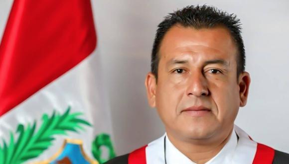 Jhosept Pérez Mimbela argumentó que por un descuido dejó su micro activo y que no tuvo intención de agredir al presidente de la República.