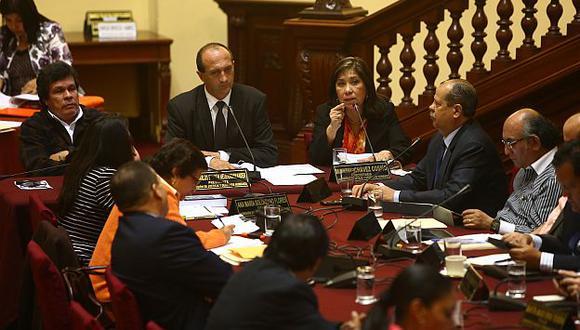 Comisión de Justicia recibirá aportes para elaboración de Nuevo Código Penal. (Rafael Cornejo)