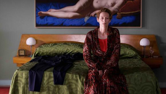 """""""The Human Voice"""", el cortometraje de Pedro Almodóvar que protagoniza Tilda Swinton, llega a cines de EE.UU. el 12 de marzo. (Foto: El Deseo)"""