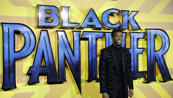 """MTV VMA 2020 honra a Chadwick Boseman: """"Su impacto vivirá por siempre"""". (Foto: Tolga AKMEN / AFP)."""
