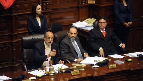 POSTERGADO. Proceso recién se vería en la próxima legislatura. (USI)
