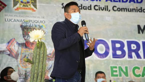 El congresista Jim Ali Mamani fue elegido delegado para las denuncias por juicio político contra Martín Vizcarra. (Foto: Difusión)
