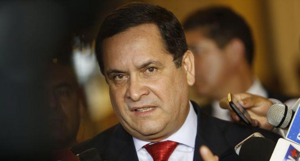 Luis Iberico pedirá más información al congresista Rondón para tomar las medidas necesarias. (USI)