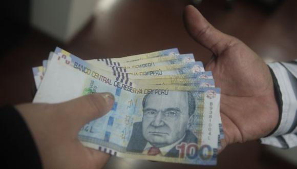 Sueldo mínimo de peruanos podría subir solo a S/895. (USI)
