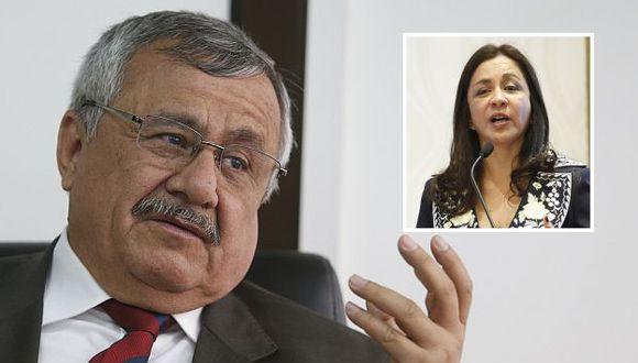 Marisol Espinoza: Presidente del JNE dice que renuncia al nacionalismo ingresó formalmente. (Perú21)