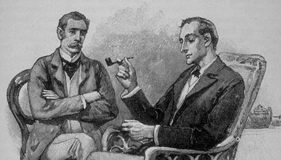 Sherlock Holmes: Un día como hoy se publicó la primera novela del famoso detective   CULTURA   PERU21