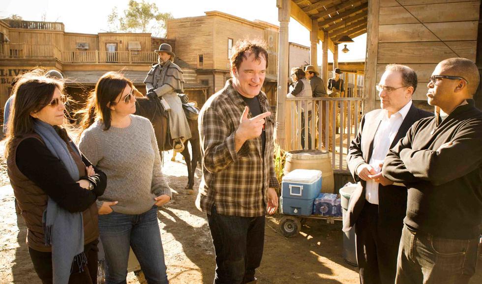 Quentin Tarantino recomienda una serie de películas para todos sus seguidores antes del estreno de su nueva película. (Captura de pantalla)