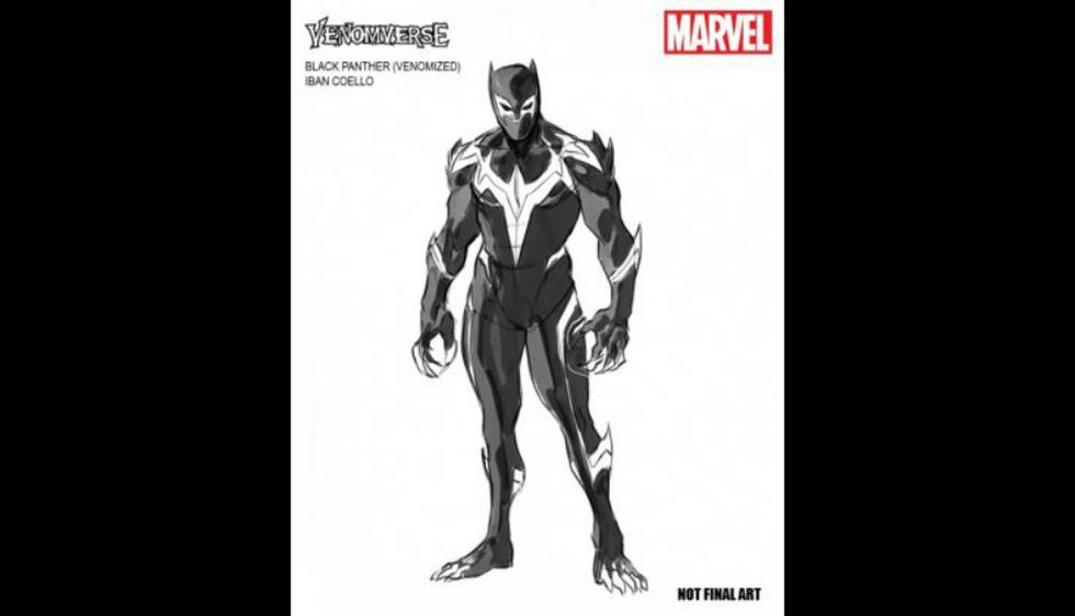 Marvel: Te mostramos todo sobre 'Venomverse', la nueva historia de 'Venom' (Marvel)
