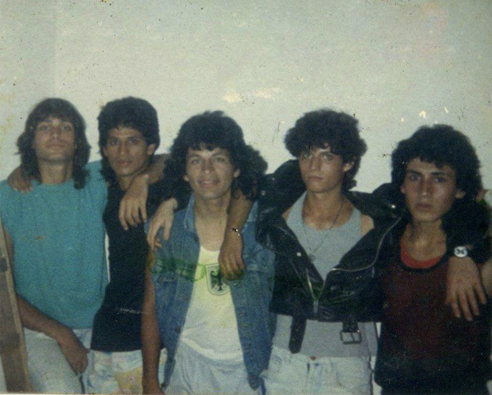 M.A.S.A.C.R.E. y su formación de 1988.
