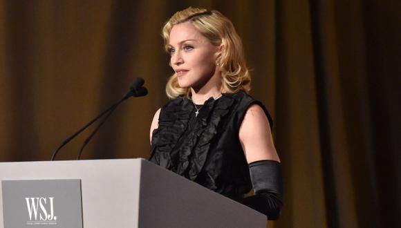 Madonna tuvo duros comentarios acerca del libro '50 Sombras de Grey'. (AFP)