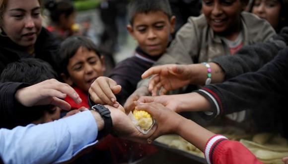 Se calcula que 6.5 millones de sirios fueron desplazados de sus hogares. (AFP)