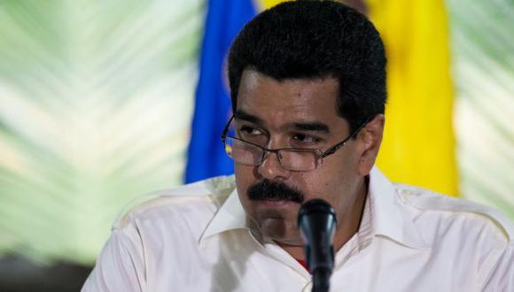 Nicolás Maduro no da la talla. (EFE)
