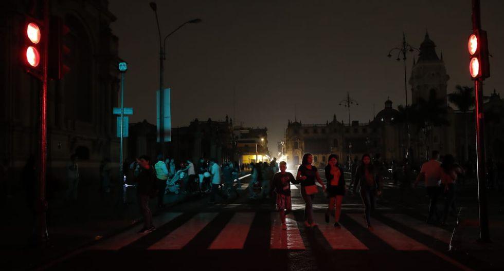 La Hora del Planeta. (Fotos: Renzo Salazar / GEC)