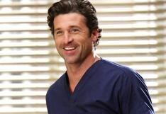"""""""Grey's Anatomy"""": el actor que iba a interpretar a Derek Shepherd en lugar de Patrick Dempsey"""