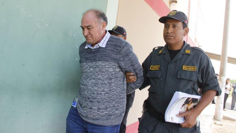 Roberto Torres está preso en el penal de Pisci desde octubre de 2014.