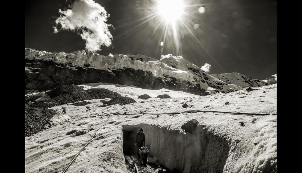 ÉXODO IMPOSIBLE. Marco Garro retrata lo que se vive en Cerro de Pasco y La Rinconada, tomados por la minería. (Marco Garro)