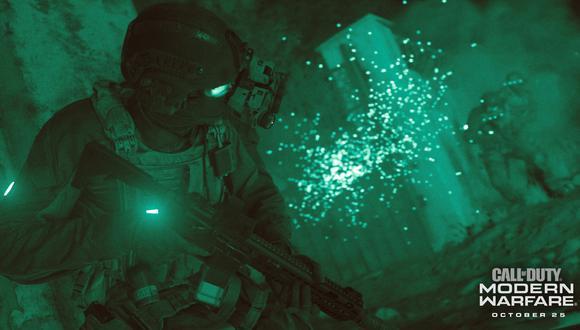ctivision lanzará 'Call of Duty: Modern Warfare' el próximo 25 de octubre a PS4, Xbox One y PC.