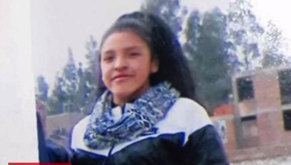 Menor habría sido captada por traficantes de personas. (Captura de TV)