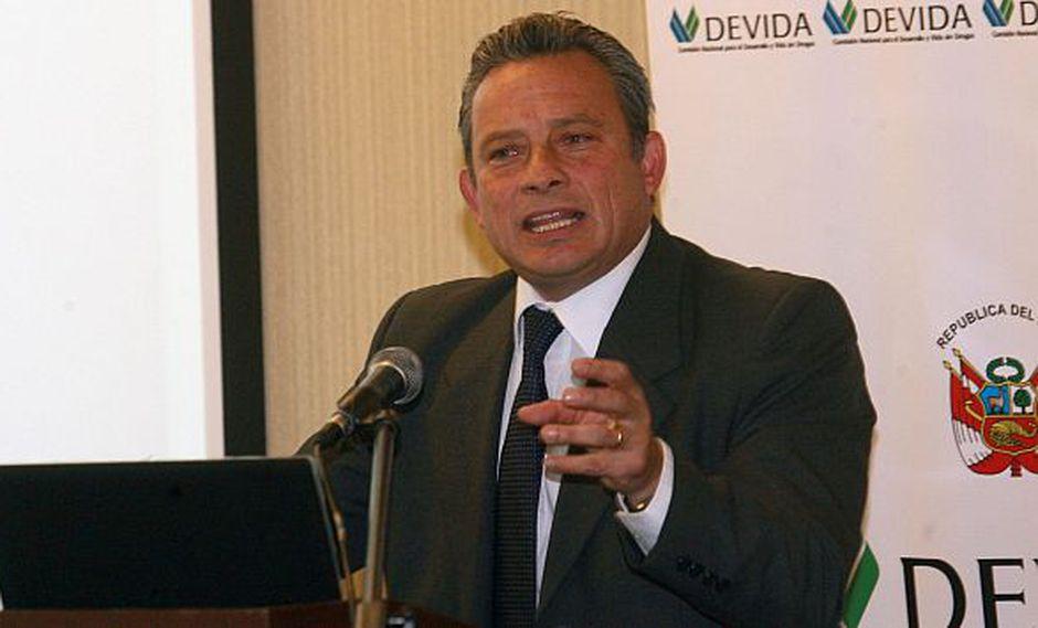 Ricardo Soberón dijo que la aplicación de la norma permitiría descongestionar las cárceles peruanas. (Andina)