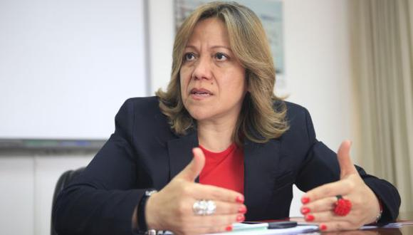 Aeropuerto de Chinchero: Patricia Benavente le responde a Martín Vizcarra sobre la posición de Ositran. (USI)
