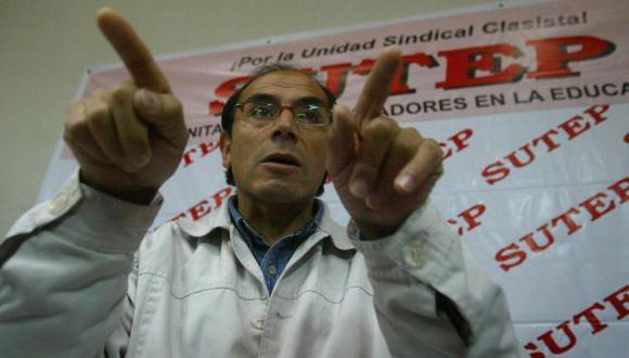 Luis Muñoz en cura de silencio. (Difusión)