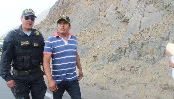 El informe pericial de la Policía Nacional de Perú lo señaló como el responsable del accidente. (Difusión)