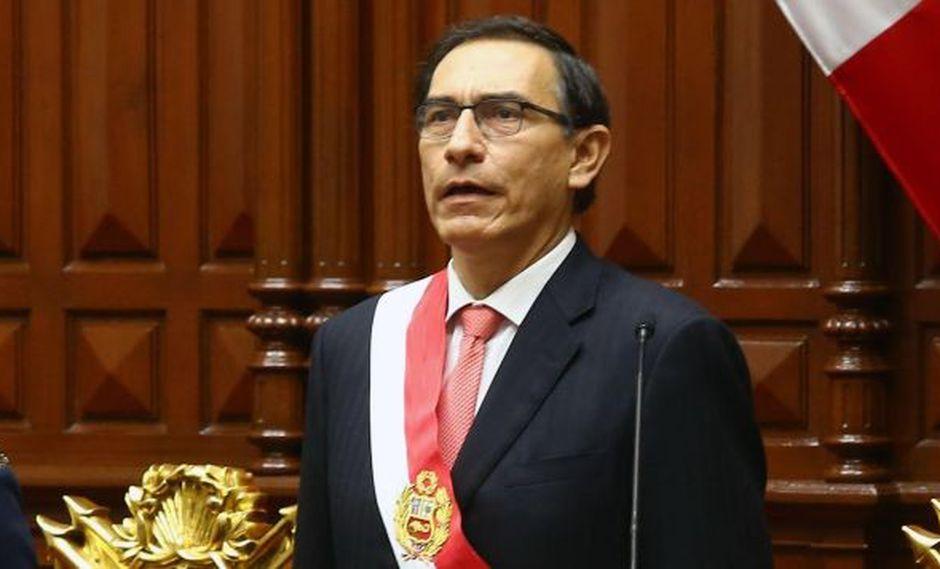 Martín Vizcarra se ausentará del territorio nacional del 30 de junio al 1 de julio por su viaje a Panamá. (Foto: GEC)