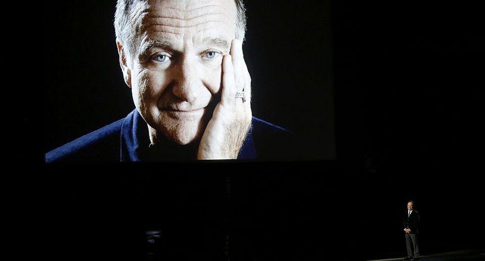 Billy Crystal recordó al fallecido Robin Williams. (Reuters)