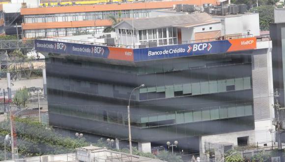 El BCP es el banco más sancionado. (USI)