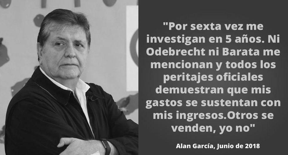 Las Frases Más Recordadas Del Ex Presidente Alan García