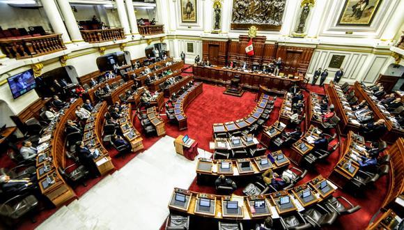 El pleno del Congreso tendrá su primera sesión luego que se extendiera la legislatura hasta el 30 de enero del 2019. (Foto: GEC)