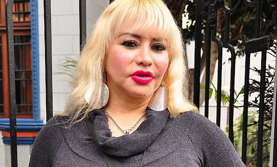 """""""Esto es una persecución política"""": Susy Díaz indignada con la justicia peruana por esta razón"""