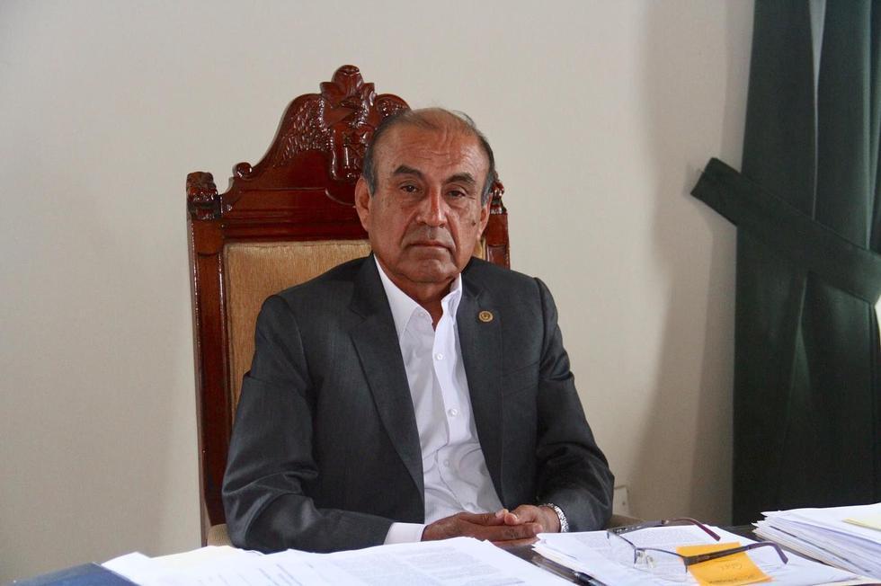 El burgomaestre trujillano, Daniel Marcelo, cuestionó al ministro del Interior, Carlos Morán, quien había señalado que no es momento de declarar en emergencia la provincia.