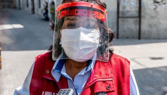 Arequipa: Desde la comuna provincial informaron que el sismo no dejó víctimas ni heridos que lamentar. (Foto: Municipalidad Provincial de Arequipa)