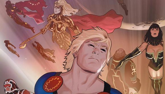 Directivos de Marvel quedaron más que impresionado con su trabajo y firmaron contrato de inmediato.  (Foto: Marvel)