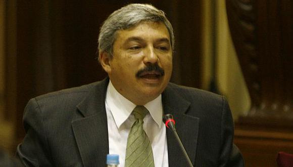 Beingolea dijo que no es necesario citar al Congreso a San Martín. (USI)