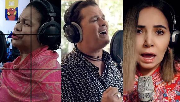 """Chabuca Granda: Artistas nacionales e internacionales le rinden tributo al ritmo de """"Chabuca Limeña"""". (Foto: Composición/Captura de pantalla)"""