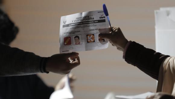 El equipo de la ONPE viene realizando una labor destacada para actualizar los resultados electorales cada media hora (GEC).
