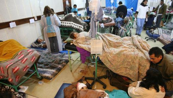 Ministerio de Salud ha tomado medidas para descongestionar los hospitales estatales. (Perú21)