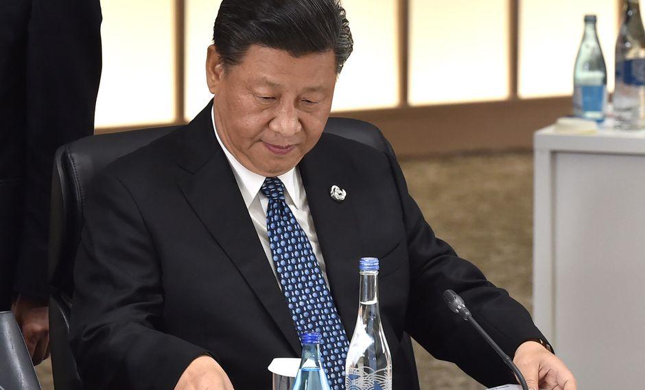 El presidente chino Xi Jinping. (Foto: EFE)