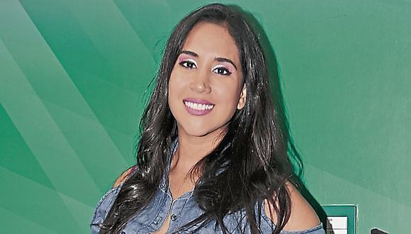 """Melissa Paredes: """"Realmente es maravilloso que nos vean en otros países"""". (USI)"""