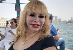 """Susy Díaz tras anunciar que terminó su relación: """"Voy hacer la dieta del huevo, Año Nuevo hombre nuevo"""""""