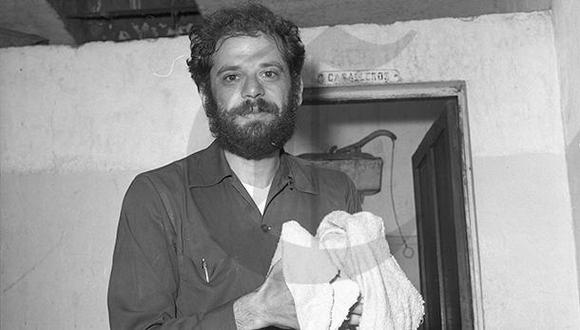 El poeta norteamericano Allen Ginsberg llegó al Perú a los 33 años. Estuvo entre nosotros casi 20 días, entre el Cusco y Lima. (Foto: GEC Archivo Histórico)