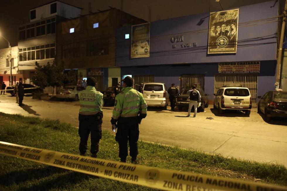 Ministerio del Interior confirmó la muerte por asfixia de 13 personas. (Joel Alonzo/GEC)