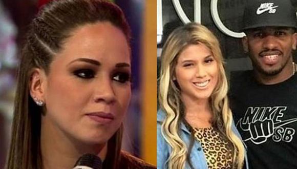 Melissa Klug despotrica contra Jefferson Farfán por viaje con Yahaira Plasencia a Cuba