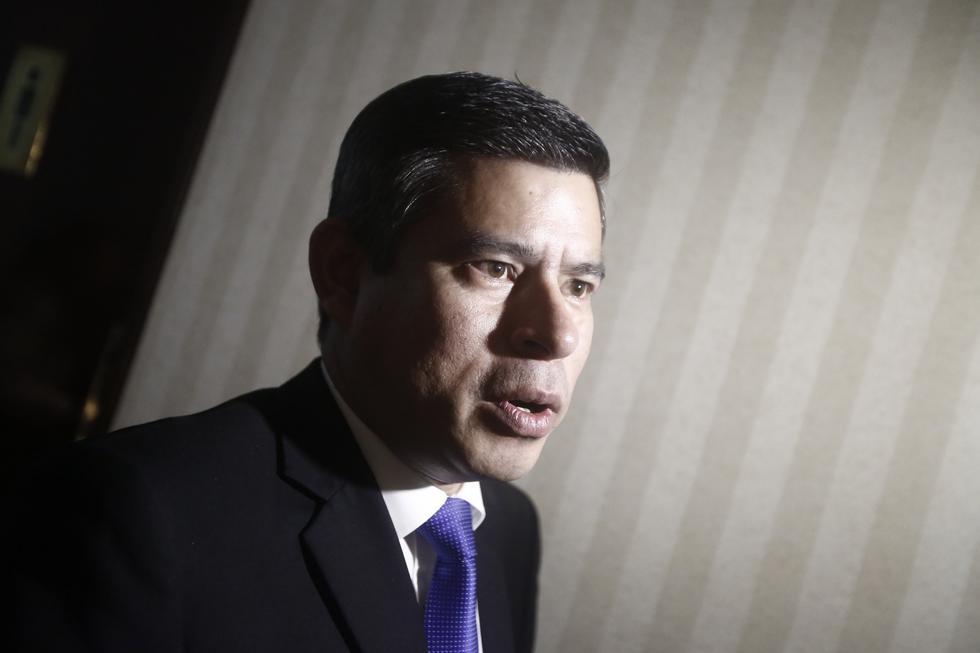 Luis Galarreta (Perú21)