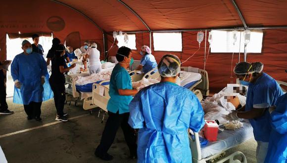 Heridos graves en La Victoria tras incendio.
